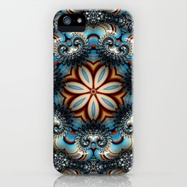 Oceans Deep iPhone Case