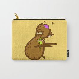 Zombie Peanut Carry-All Pouch
