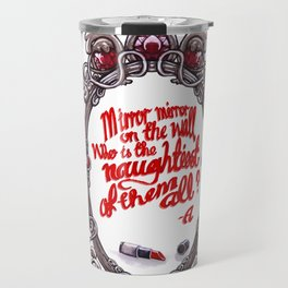 Who is the naughtiest of them all? Travel Mug