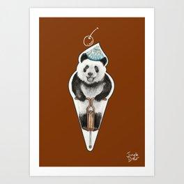That's not an icecream cone Art Print