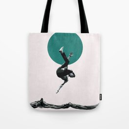 Falling with style Tote Bag