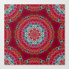 Mix&Match:  Merry Christmas From Tibet (with LOVE!) 01 Canvas Print