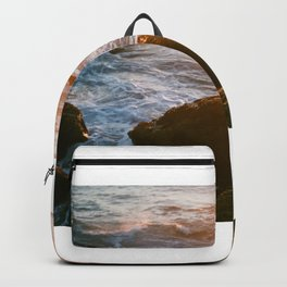 cape sunset Backpack