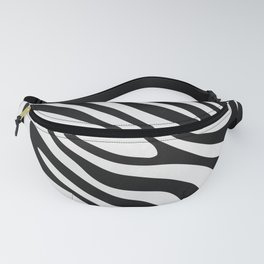 Black & White Minimal II Fanny Pack
