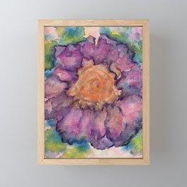 Rose Quartz Framed Mini Art Print
