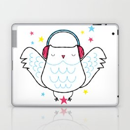 Rawk Owl Laptop & iPad Skin