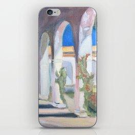 San Juan Capistrano Mission iPhone Skin