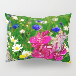 Embraced by Life Pillow Sham