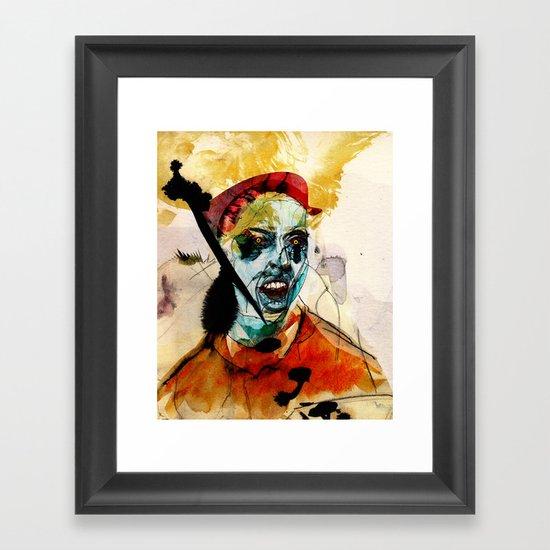 x291012a Framed Art Print