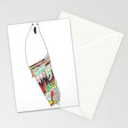 Fractal Phantom Stationery Cards