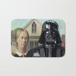 Darth Vader in American Gothic Bath Mat