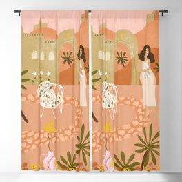 Safari Home Blackout Curtain