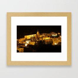 Maratea Framed Art Print