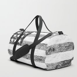 Grunge American Flag Duffle Bag