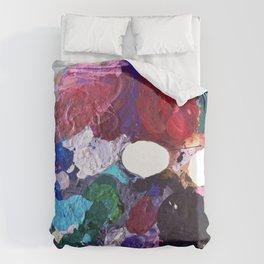 Paint  Duvet Cover