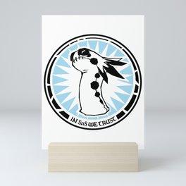 Shokugeki No Souma Logo Mini Art Print