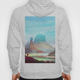 On another planet 2 Hoody