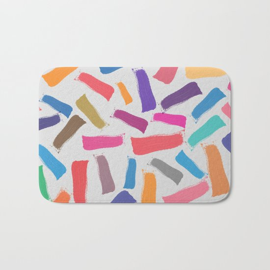 Lovely Pattern IV Bath Mat