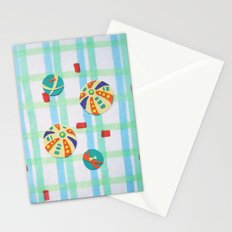 Temari Upgraded Collage Stationery Cards
