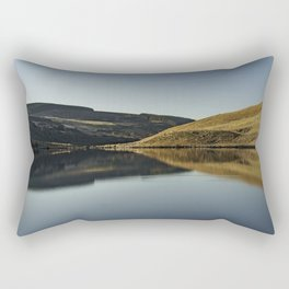 Lough Tay  County Wicklow, Ireland Rectangular Pillow