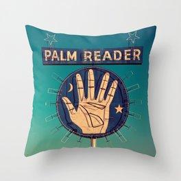 Madam Sophia's Throw Pillow