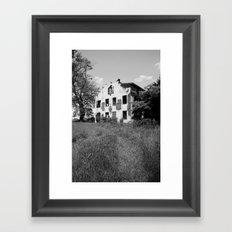Route 54 Framed Art Print