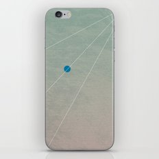 you can't connect the dots looking forward iPhone & iPod Skin