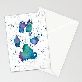 Dogs (Soul Print) Stationery Cards