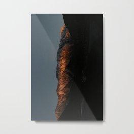 first light Metal Print