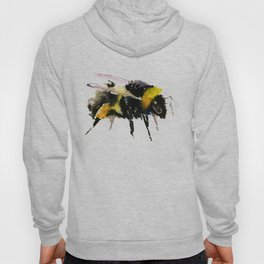 Bumblebee, bee art, bee design, minimalist bee honey Hoody