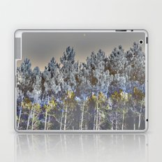 barrage (back to unnatural) Laptop & iPad Skin