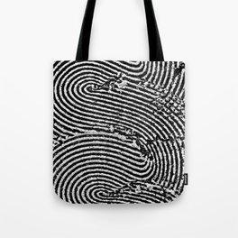 Rayado Urbano Tote Bag