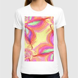 Summer. Abstract Art by Tito T-shirt