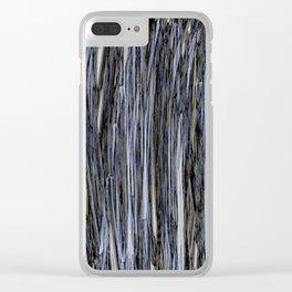 Flexuous 84 Clear iPhone Case