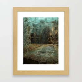 The Kingdom Within Framed Art Print