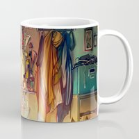 morning Mugs featuring Morning by loish