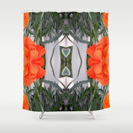 My heart is for you... Shower Curtain
