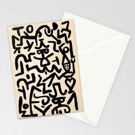 Klee's Comedians Handbill Stationery Cards