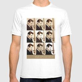 Jazz Heroes Series - Chet Báker T-shirt