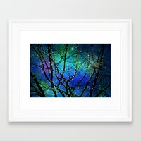 twilight Framed Art Prints featuring twilight by Sylvia Cook Photography