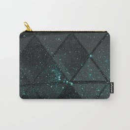 Spacial Geometrica #4 Carry-All Pouch