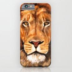 Iron Lion iPhone 6s Slim Case
