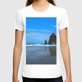 Haystack Rock Cannon Beach T-shirt