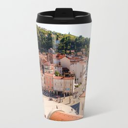Mediterranean Summer Travel Mug