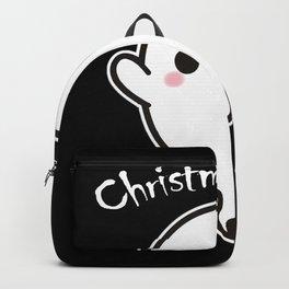 Christmas Spirit - Spooky Ghost Backpack