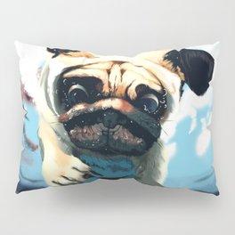 Underwater Doggy Pillow Sham