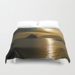 Before The Day Is Out Duvet Cover