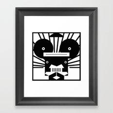 0002 Framed Art Print