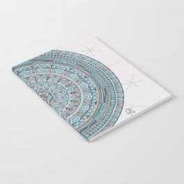 Mandala #1 Notebook