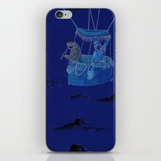 Hot Air Balloon Ride  iPhone & iPod Skin